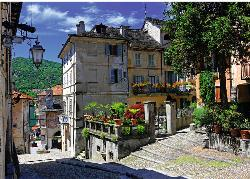 In Piedmont, Italy Europe Jigsaw Puzzle