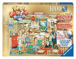 The Birthday (What If?) Cartoons Jigsaw Puzzle
