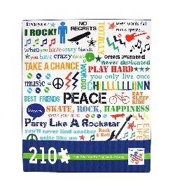 Be Who You Are  Graphics Jigsaw Puzzle