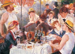 The Luncheon Impressionism Jigsaw Puzzle