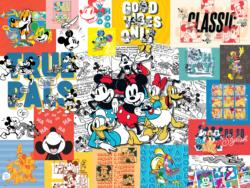 Mickey and Friends Cartoons Jigsaw Puzzle
