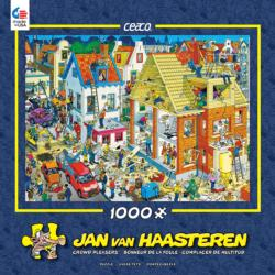 Building Site (Crowd Pleasers) Construction Jigsaw Puzzle