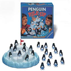 Penguin Pile Up