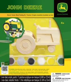 John Deere Classic Tractor John Deere Arts and Crafts