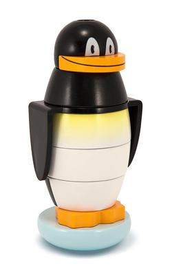 Penguin Stacker Birds Toy