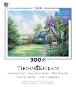 A Perfect Summer Day (Thomas Kinkade Inspirations) Summer Large Piece