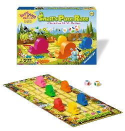 Snail's Pace Race Dice Game