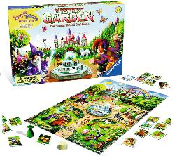 Mystery Garden Mystery Children's Games
