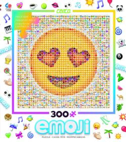 Smile (Emoji) Collage Large Piece