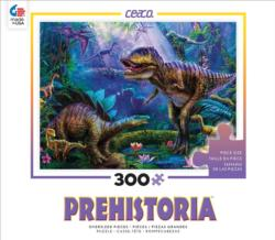 Dino Jungles (Prehistoria) - Scratch and Dent Dinosaurs Large Piece