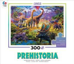 Sauropods (Prehistoria) Dinosaurs Large Piece