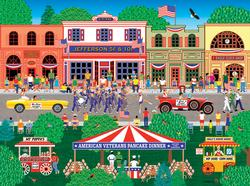 Home for the Fourth of July Carnival Jigsaw Puzzle