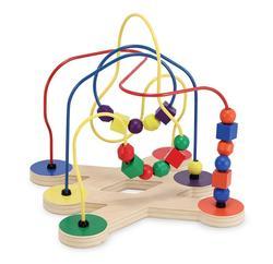 Bead Maze Dexterity Toy
