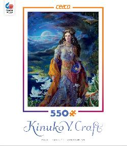 Isis (Kinuko Craft) Mythology Jigsaw Puzzle