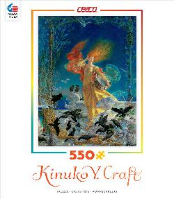 The Bella at Sealy Head (Kinuko Craft) Fantasy Jigsaw Puzzle