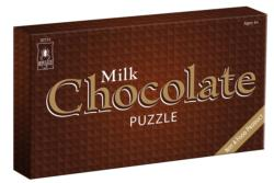 Milk Chocolate Candy Bar Puzzle Sweets Jigsaw Puzzle