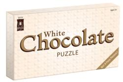 White Chocolate Candy Bar Puzzle Sweets Jigsaw Puzzle