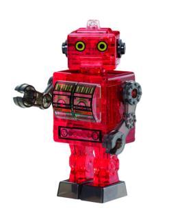 Tin Robot Crystal Puzzle