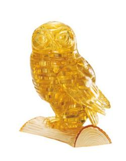 Owl Birds Crystal Puzzle