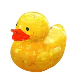 Rubber Duck Birds Crystal Puzzle