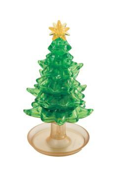 Christmas Tree Christmas Crystal Puzzle