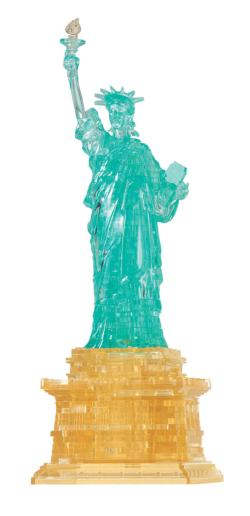 Statue of Liberty - Scratch and Dent Statue of Liberty Crystal Puzzle