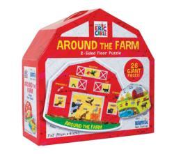 Around The Farm Farm Children's Puzzles