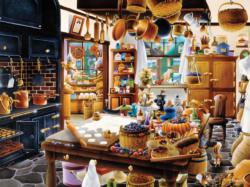 The Bakery (Weekend Escape) Food and Drink Jigsaw Puzzle