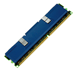 512MB DDR2-533 (PC2-4200) FB-DIMM Memory