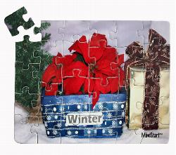 Winter (24pc) - Scratch and Dent Dementia / Alzheimer's Large Piece