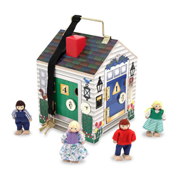 Doorbell House Toy