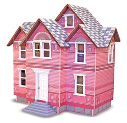Victorian Dollhouse Toy