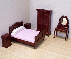 Bedroom Furniture Pretend Play
