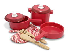 Kitchen Accessory Set Toy