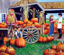 Mom, This is the One! Thanksgiving Jigsaw Puzzle