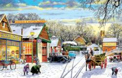 Winter Service Winter Jigsaw Puzzle