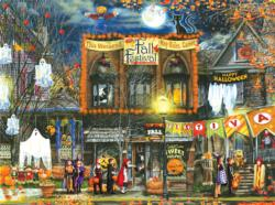 Fall Festival Halloween Jigsaw Puzzle