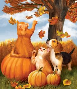 Fall Fun Fall Jigsaw Puzzle