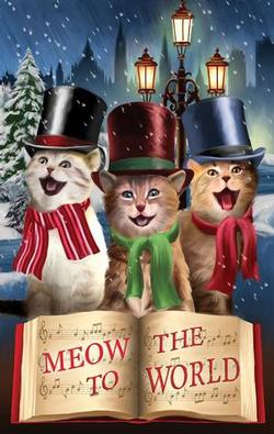 Meow to The World Christmas Jigsaw Puzzle