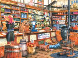 Back in the Good Old Days General Store Jigsaw Puzzle