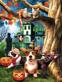 Halloween HiJinx Halloween Large Piece