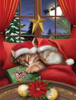 To All a Merry Christmas Christmas Jigsaw Puzzle