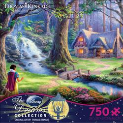 Disney Dreams - Snow White Movies/Books/TV Jigsaw Puzzle