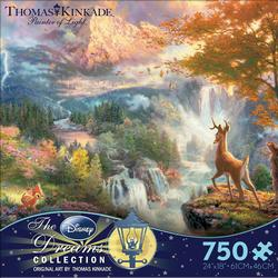 Bambi (Disney Dreams) Wildlife Jigsaw Puzzle