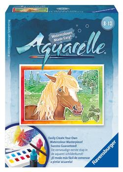 Horse (Aquarelle Mini) Horses Arts and Crafts