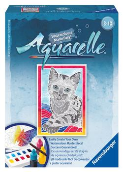 Cat (Aquarelle Mini) Cats Arts and Crafts