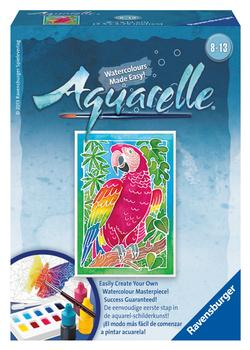 Parrot (Aquarelle Mini) Birds Arts and Crafts