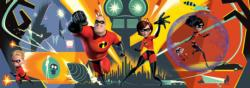 Incredibles 2 (Disney Panoramic) Movies / Books / TV Panoramic Puzzle