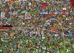 Football History Sports Jigsaw Puzzle
