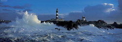 Lighthouse Lighthouses Panoramic